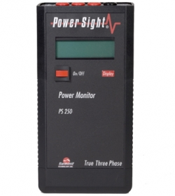 PowerSight Power Logger model PS250 power monitor power analyzer energy monitor
