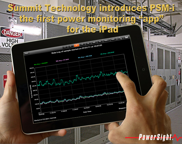 PSM for iPad